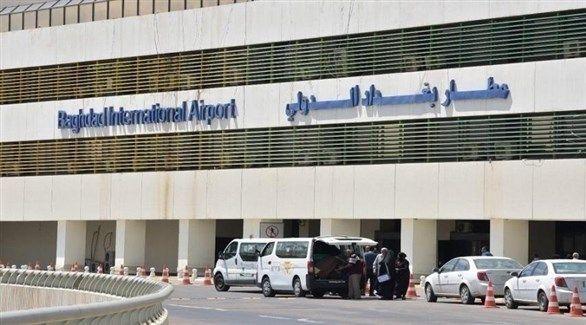 إصابة 6 إثر سقوط 4 صواريخ على قاعدة عسكرية قرب مطار بغداد