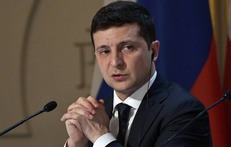 Resolution of issue in Donbass impossible without ensuring security - Zelenskyg