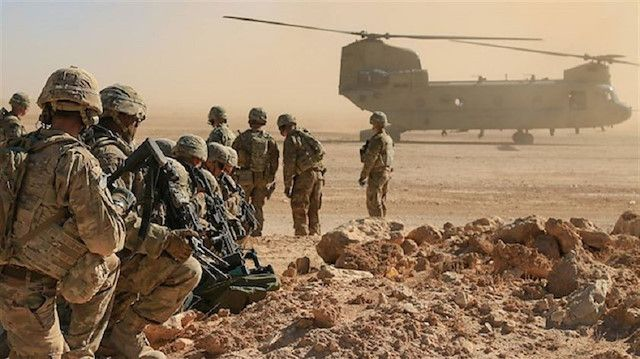 US officials misled Americans on Afghan war - Reportg