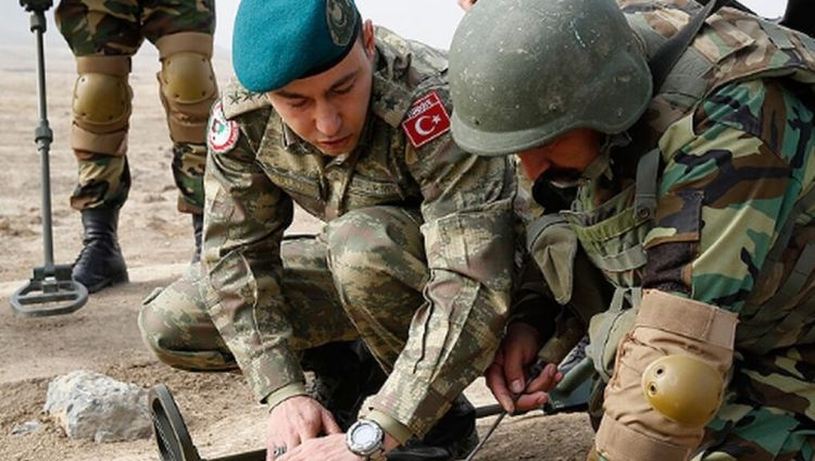 Turkey, NATO to continue supporting Afghanistan - Turkey FM