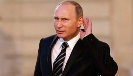 «Украинскую супругу президента России» не пустили в Кремль