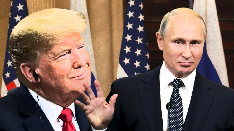 US ask for support from Russia - Trump said Russia to back him on deal with Iran and North Korea