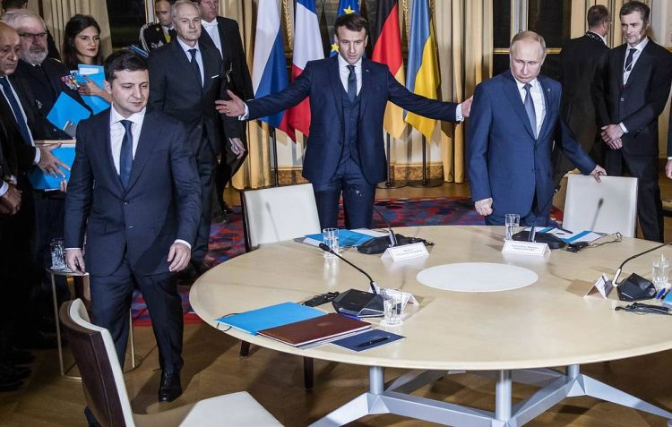 Who won at Paris Conference? - Kremlin announces result