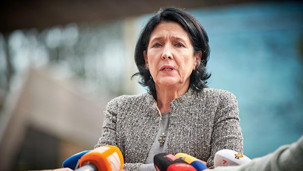 Саломе Зурабишвили назвала грузин закомплексованными
