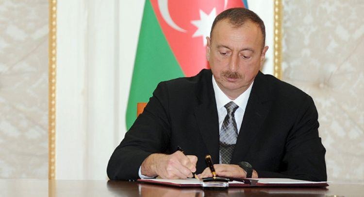 Prezident daha bir sərəncam imzaladı - TƏYİNAT