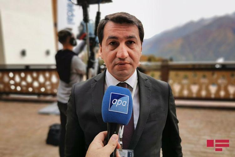 Помощник президента АР  об итоге визитов азербайджанских и армянских журналистов