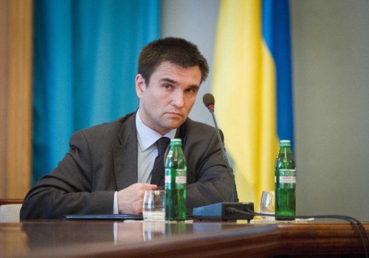 Климкин предсказал передачу России части украинских территорий