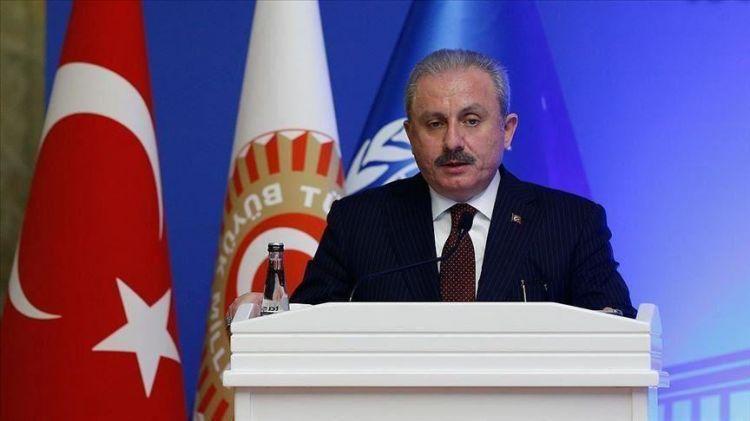 رئيس البرلمان التركي: قرار الشيوخ الأمريكي لا يؤخذ على محمل الجد