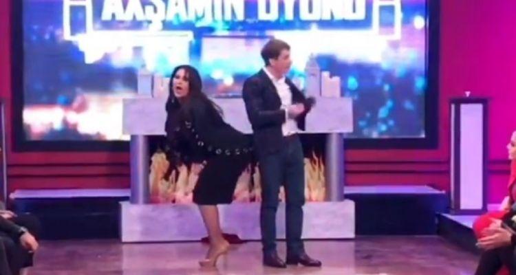 Откровенно про азербайджанское телевидение