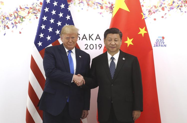 US officials announced a truce in the trade war with China big victory for Bejing - US Expertsg