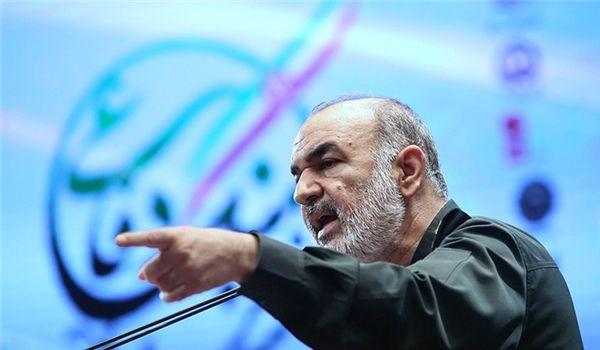 IRGC Commander Warns Anti-Tehran States to Stop Stirring Sedition in Iran