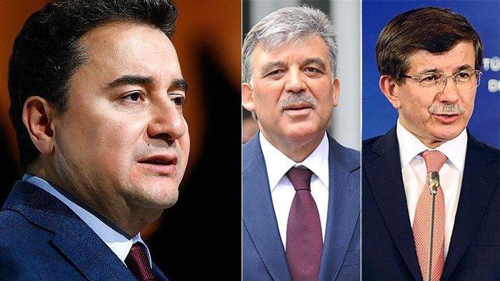 Eski Başbakan yardımcısı Ali Babacan ile Davutoğlu arasında seçimini yaptı - Onun partisine katılacak
