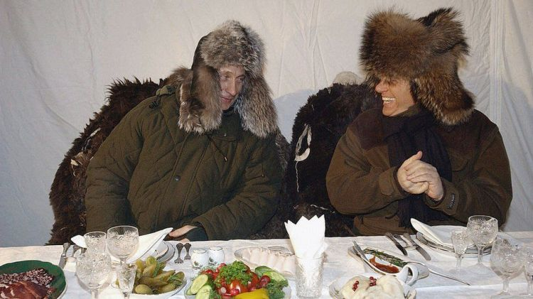 Vladimir Putin - 20 years in 20 photos