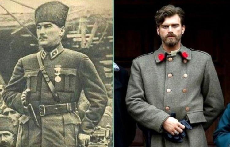 Kıvanç Tatlıtuğ Atatürk rolunu qəbul etmədi