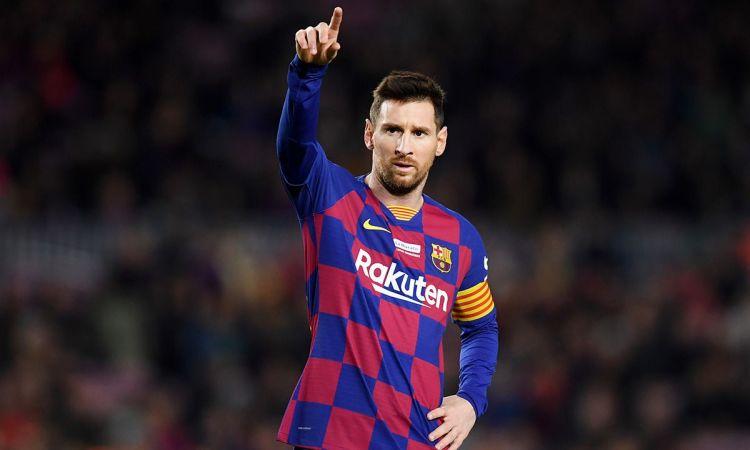 Messi dünyanın ən yaxşı idmançısı oldu