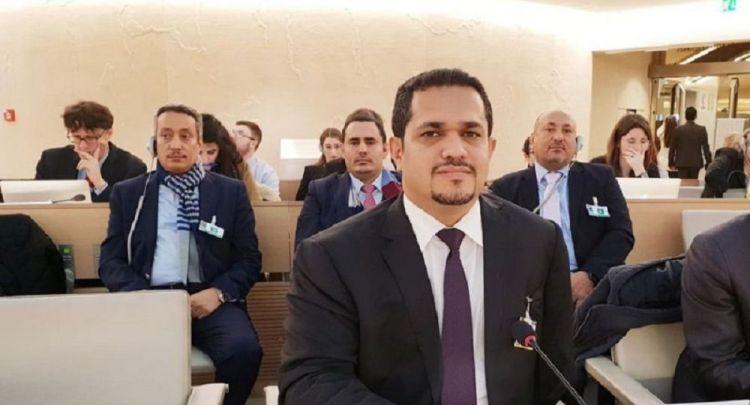 """وزير حقوق الإنسان اليمني لـ""""سبوتنيك: نتمنى أن نرى بوادرالسلام قريبا"""