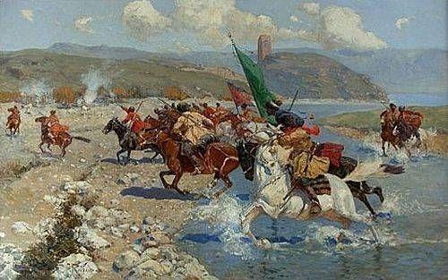 История о массовых убийствах армянами грузин в начале XIX  века