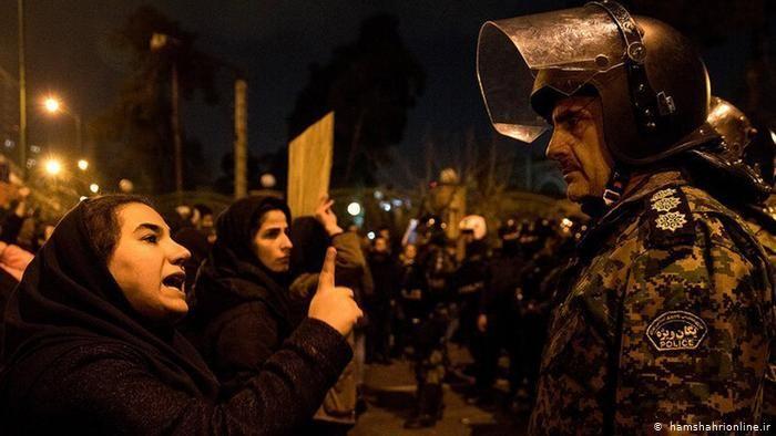 """""""İran perişan bir görüntü çiziyor"""" - Westfälische Nachrichten gazetesi"""