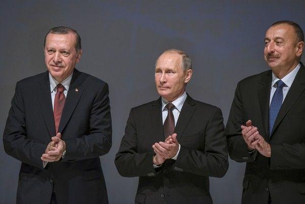 Türkiye'nin Enerji hamleleri