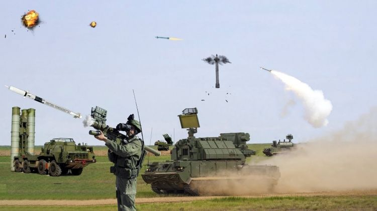 Russia's Air Defense Capability in 2020 - VIDEO