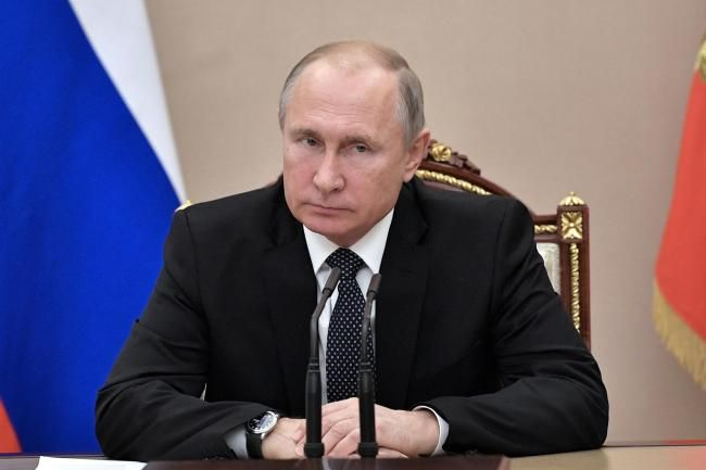 Putin dissatisfied with Russia's birth rate