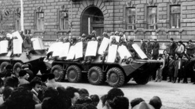 20 Января - расписанный Москвой сценарий - воспоминания офицера КГБ - ФОТО