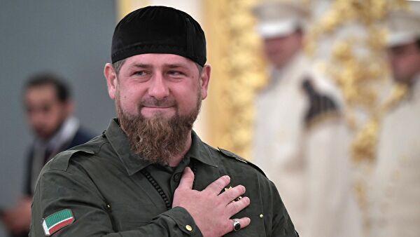 Путин прогнал Кадырова?