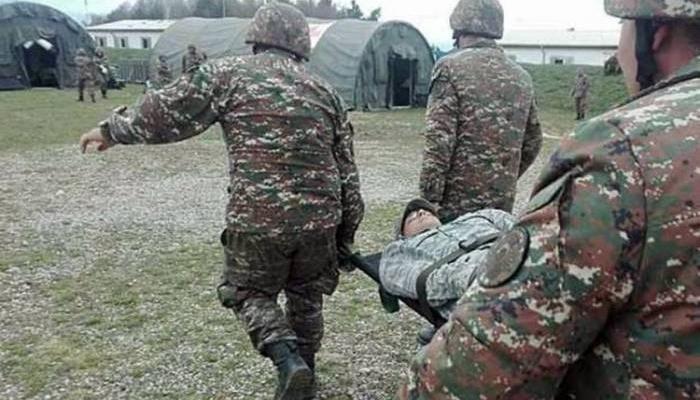 Азербайджан нанес армянской армии  мощные ответные удары