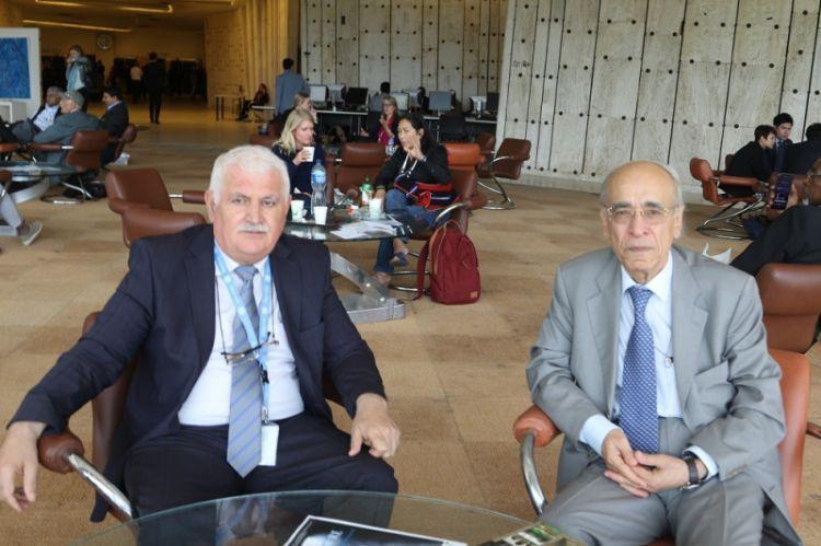 مؤسسة أوراسيا الدولية للصحافة تعين ممثلاً جديداً لها في مكتب الأمم المتحدة في جنيف