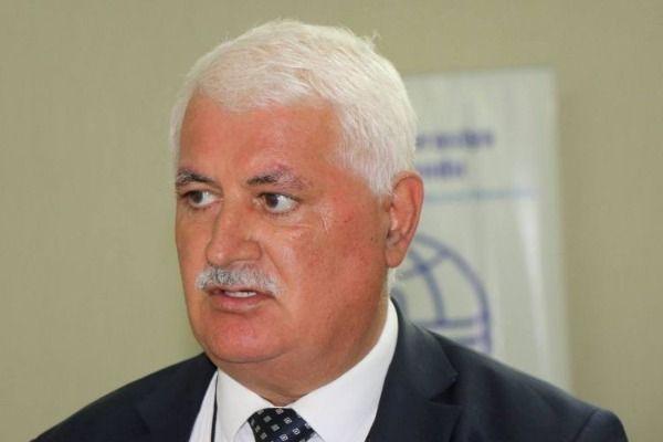 """"""" أدين بشدة اعتقال موظفي وكالة الأناضول"""" - رئيس مؤسسة أوراسيا أمود ميرزاييف"""