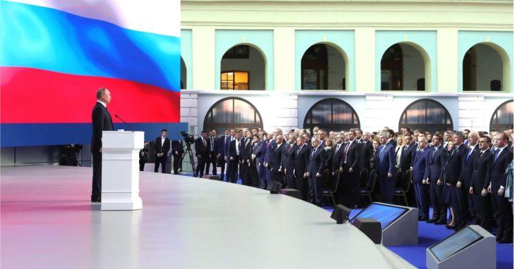 Путин ищет следующего после себя