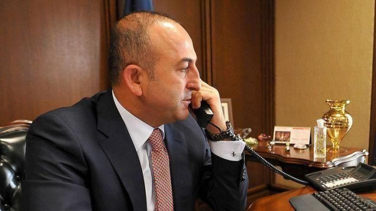وزير الخارجية التركي يجري اتصالا بنظيره البلجيكي