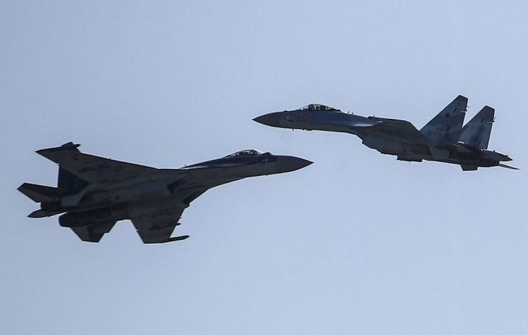 Russian fighter jets scrambled 3 times on interception missions