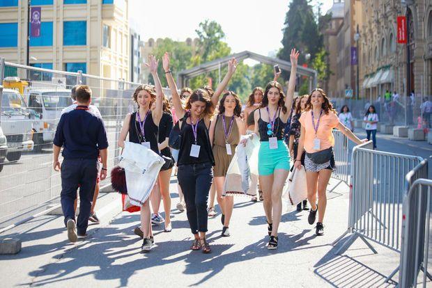 Самые стройные женщины в Европе живут в Азербайджане - - СТАТИСТИКА