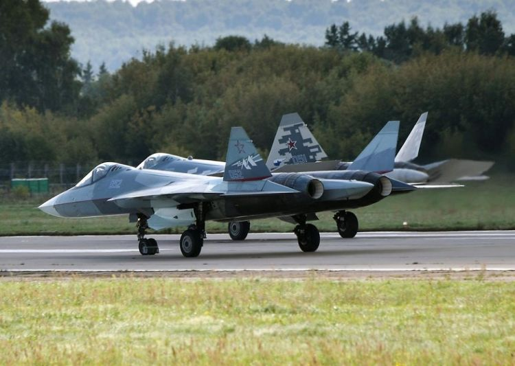 The Su-57 fighter jet is not even ready to fly - Russian specialists say