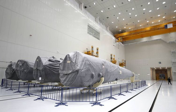 Russia's new super-heavy carrier rocket to be cheaper than US space launch system