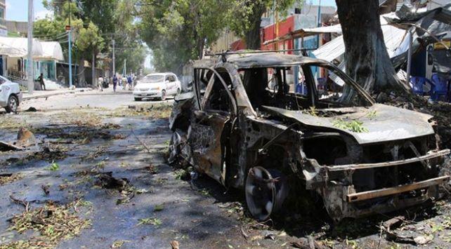 Somali'de Türk müteahhitlere bomba yüklü araçla saldırı - 4 Türk vatandaşı yaralandı