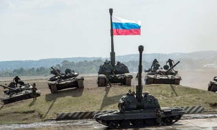 شرق أوسط جديد بقيادة روسية ومباركة أمريكية وإسرائيلية