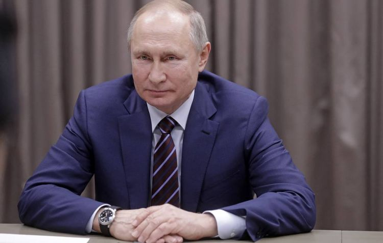 Truth about WWII frequently hushed up deliberately abroad - Putin