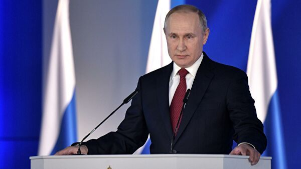Putin takes part in international conference on Libya