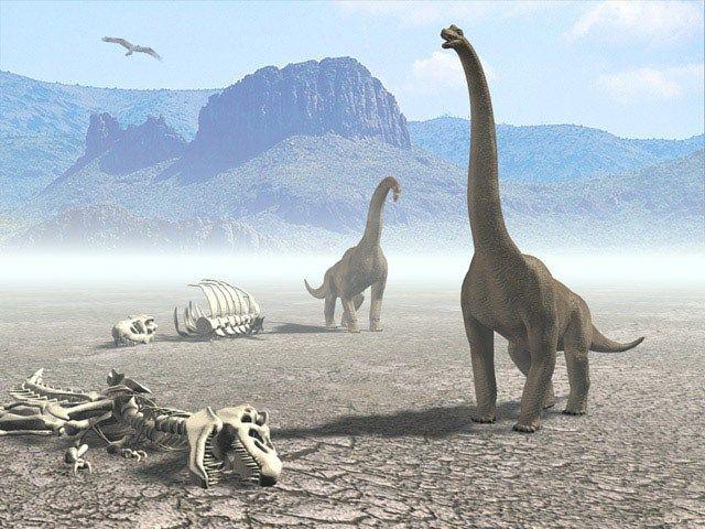 Bilim insanları noktayı koydu: Dinozorların sonunu ne getirdi?