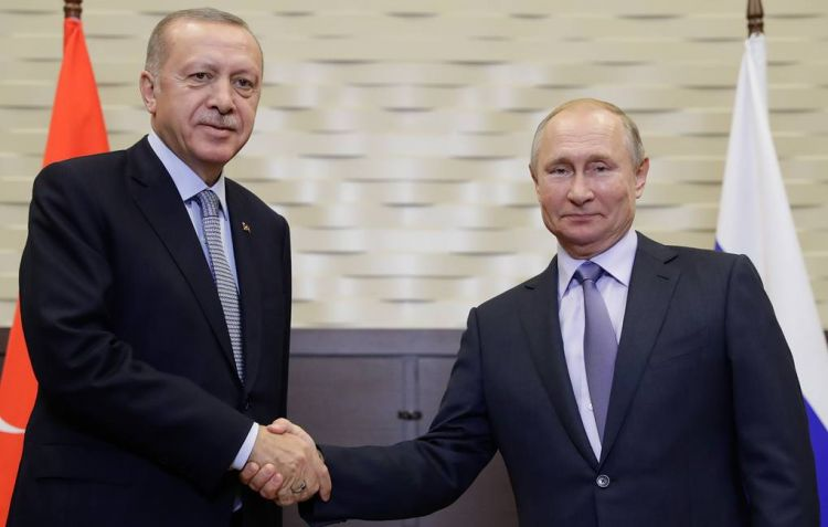 Putin to meet with Erdogan in Berlin - Kremlin