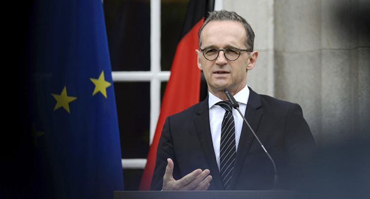 German Foreign Minister lambasted US over its pressure on Iran