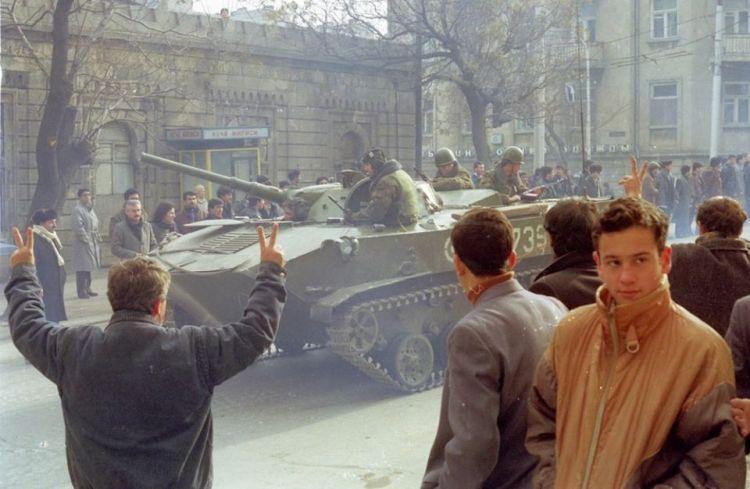 أذربيجان تحيي الذكرى 30 لمأساة باكو