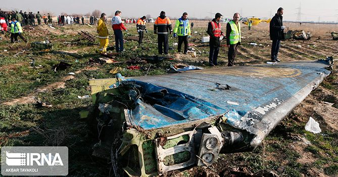 Украинский самолет сбили преднамеренно - Анализ от Рауфа Миркадырова - ФОТО