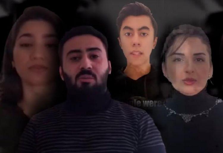 Azərbaycanlı gənclərdən 20 Yanvarla bağlı təsirli videoçarx - VİDEO