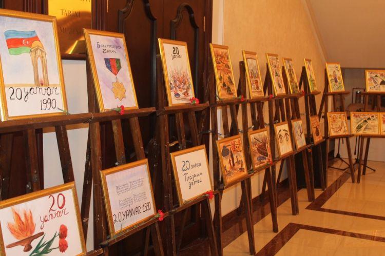 سفارتنا في طشقند تحيي بذكرى ضحايا مأساة 20 يناير