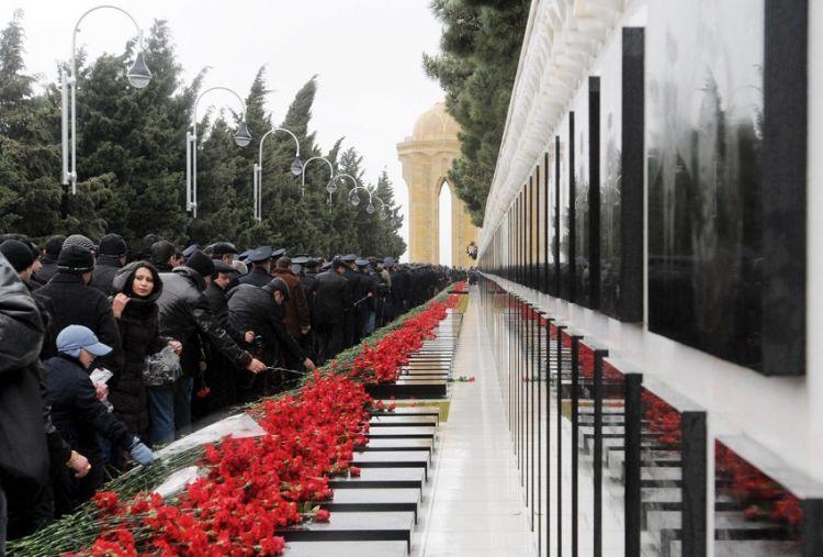 Black January - History of Independence of Azerbaijan