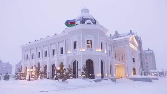Kazakistan'da Azerbaycan'ın KANLI OCAK faciası kurbanları anıldı - FOTO GALERİ
