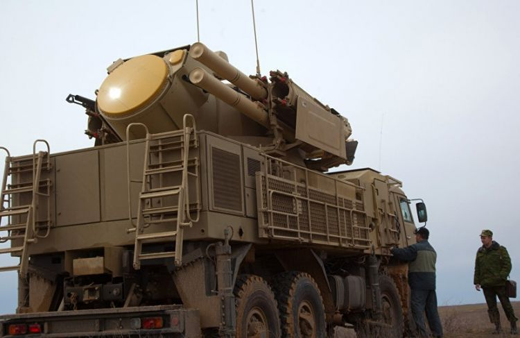 Serbia buys 6 Pantsir-S1 missile systems from Russia - Source
